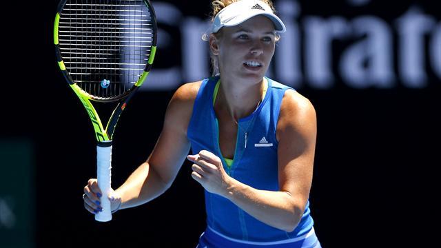 Wozniackis Finalfluch hält an - Switolina triumphiert