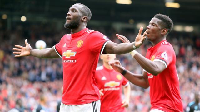 United boss Jose Mourinho praises effective Romelu Lukaku after West Ham brace