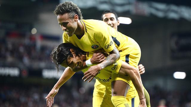 Tor und Traumpass: Neymar feiert glanzvolles Debüt für PSG