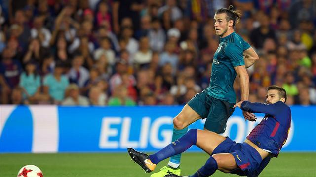 En directo, Barcelona-Real Madrid: Un gol en propia de Piqué pone el 0-1