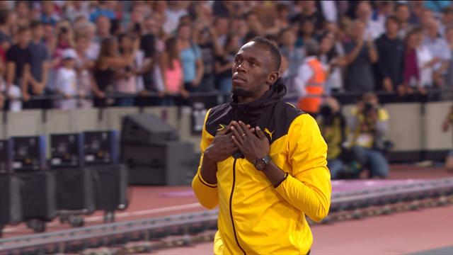 Emotional Bolt bids farewell to athletics as World Championships come to a close