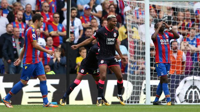 Huddersfield hero Steve Mounie hopes to follow in Didier Drogba's footsteps