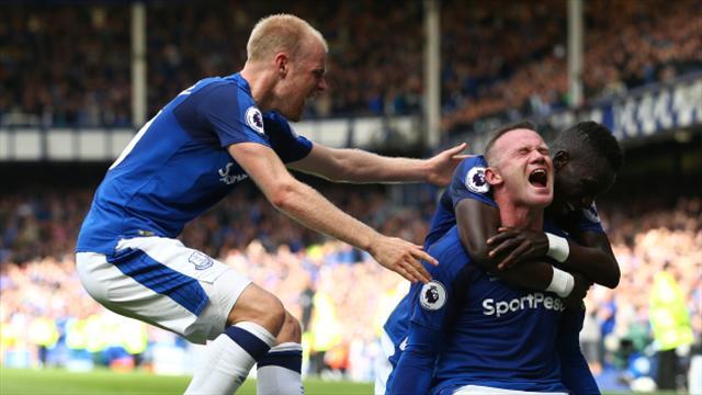 Joining Everton was fantastic move for Wayne Rooney, says Darren Fletcher