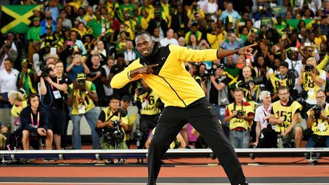 Bolt desaparece camino de la leyenda