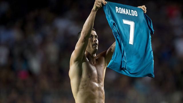 Роналду забивает первый гол «Реала» в Лиге чемпионов шестой год подряд