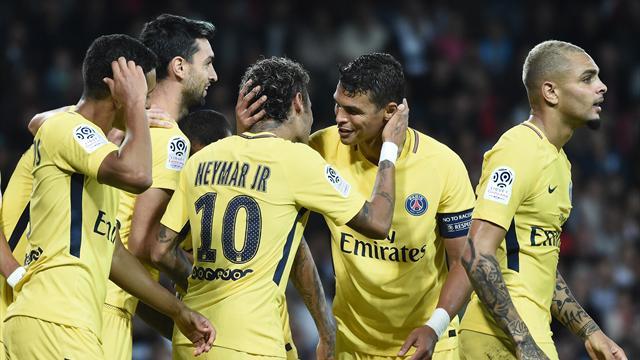 Thiago Silva : «Neymar est très motivé mais aussi très triste»