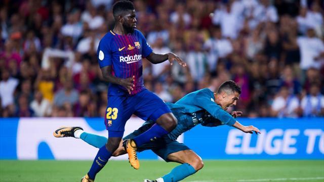 Марко – машина. «Реал» выиграл у «Барсы», но остался без Роналду