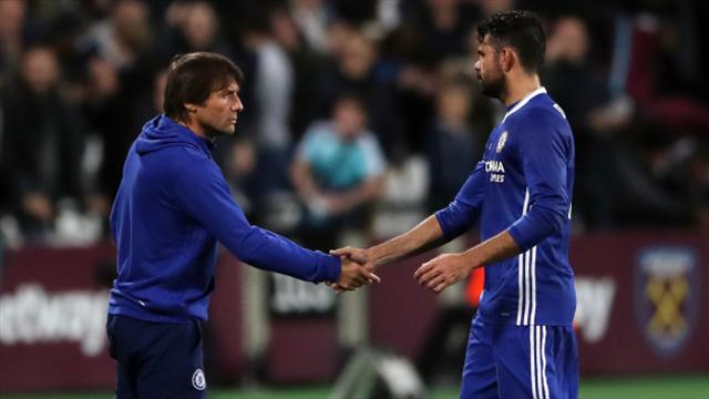 Diego Costa criticises Antonio Conte and tells Chelsea to let him join Atletico