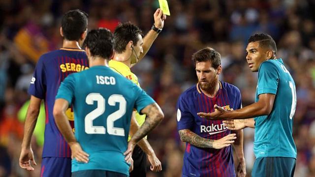 1-3. Cristiano y Asensio dinamitan el 'Clásico' con dos golazos