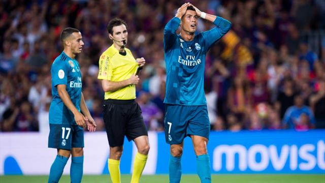 Pour son geste d'humeur, Ronaldo prend cinq matches de suspension