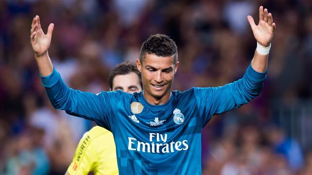 Pour sa poussette sur l'arbitre, Ronaldo risque 4 à 12 matches de suspension !