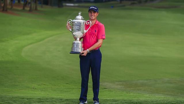 Thomas se estrena entre los grandes en el Campeonato de la PGA