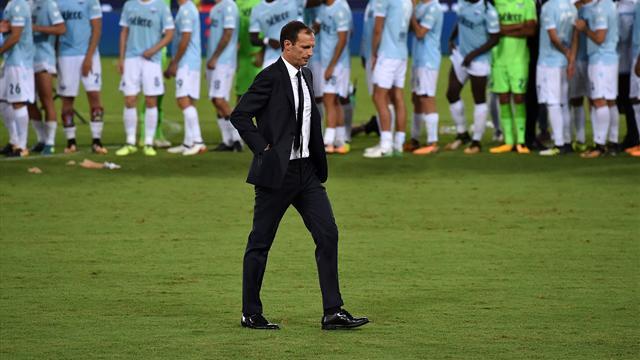 Allegri, Juve-Lazio: