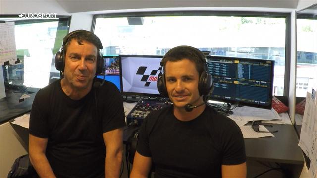 """Randy de Puniet : """"Dovizioso s'affirme comme le rival le plus dangereux de Marc Marquez"""""""