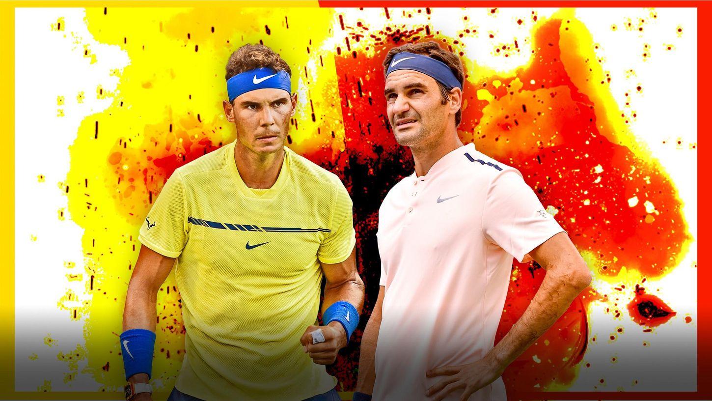 Nadal-Federer, deux géants, une rivalité éternelle