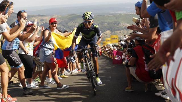Revivez la Vuelta 2016 : Trop fort pour Froome, Quintana s'empare du maillot rouge