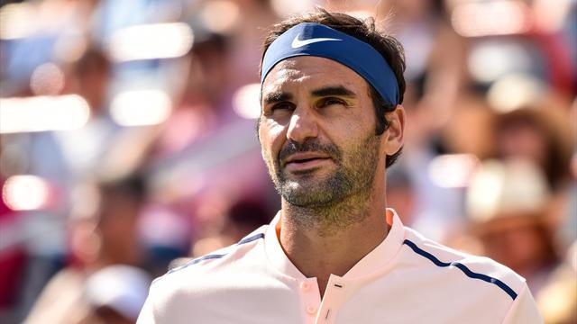 Federer renonce au tournoi et laisse à Nadal la place du roi