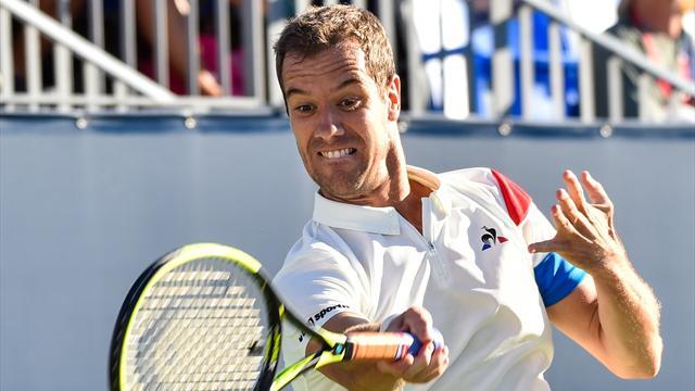Gasquet fait le boulot et retrouvera Nadal