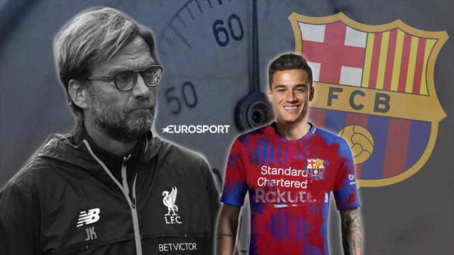 Euro Papers: Barca to sign Coutinho this week as talks 'accelerate'