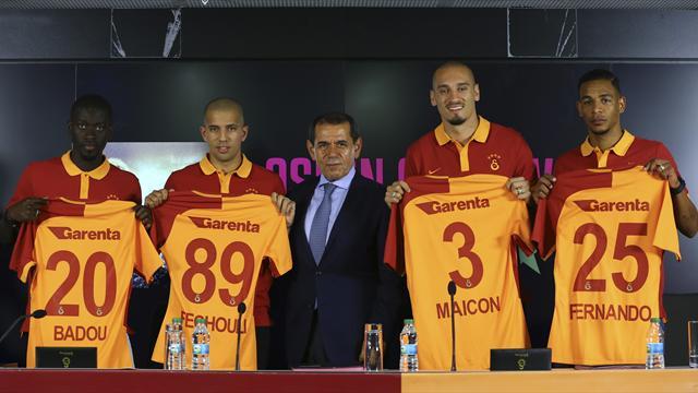 Dursun Özbek'ten UEFA ile anlaşma sinyali
