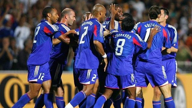 Pour Zidane et les Bleus, le 17 août n'est pas un jour comme les autres