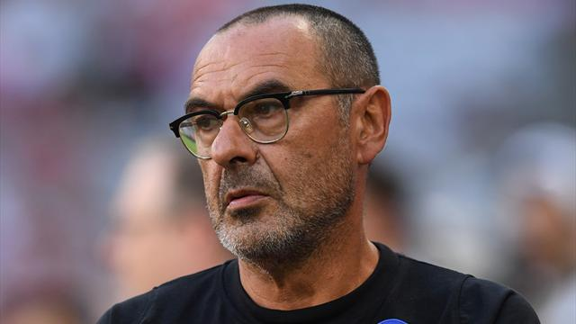 Napoli coach Sarri opposes reduction of Serie A teams