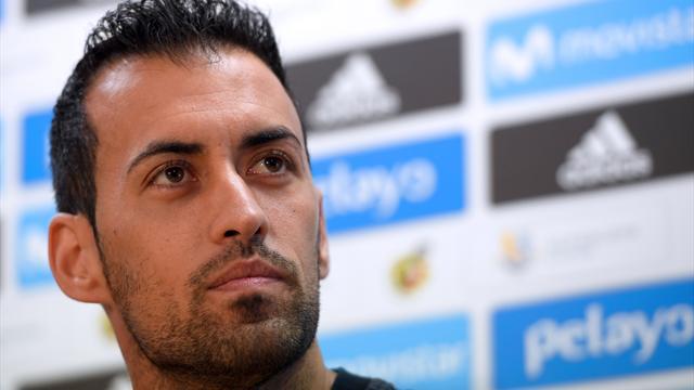 Busquets : «Nous sommes plus faibles depuis le départ de Neymar»