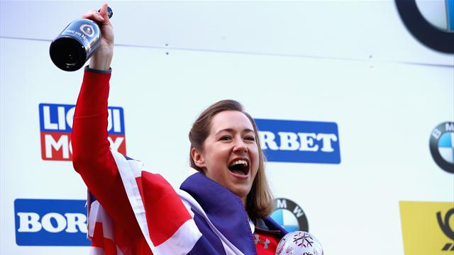Yarnold to lead British charge as skeleton World Cup squad named