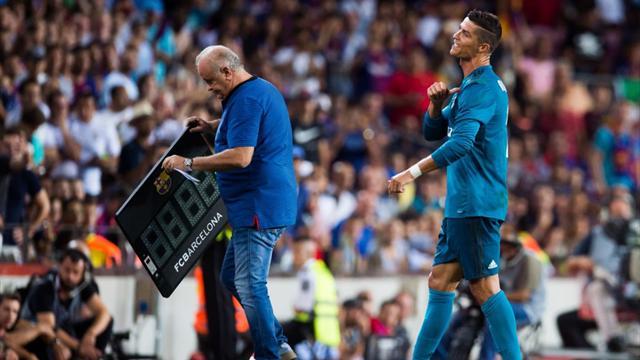 Pañolada al Bernabeu: tifosi del Real Madrid solidali con Ronaldo dopo il rosso al Camp Nou
