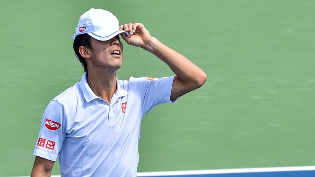 Nishikori in race to return for Australian Open