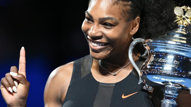 """Serena Williams ci prova: """"Voglio tornare in Australia"""""""