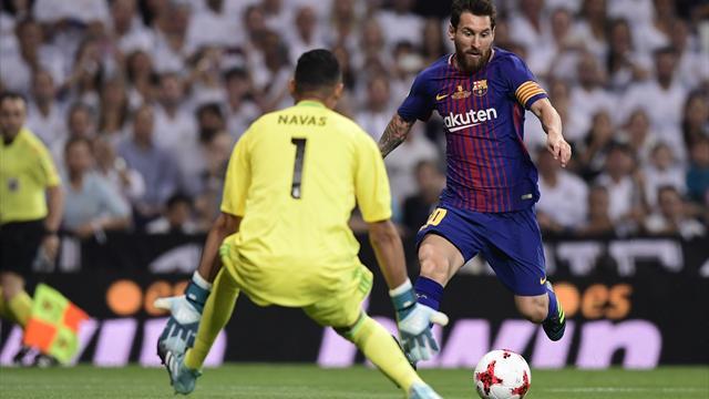 El Clásico, el 23 de diciembre en el Bernabéu y a las 13:00 horas