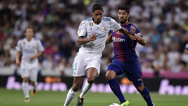 Francés Varane renovó con el Madrid — VENEZUELA