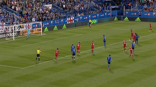 MLS: Montreal Impact - Chicago Fire (Özet)