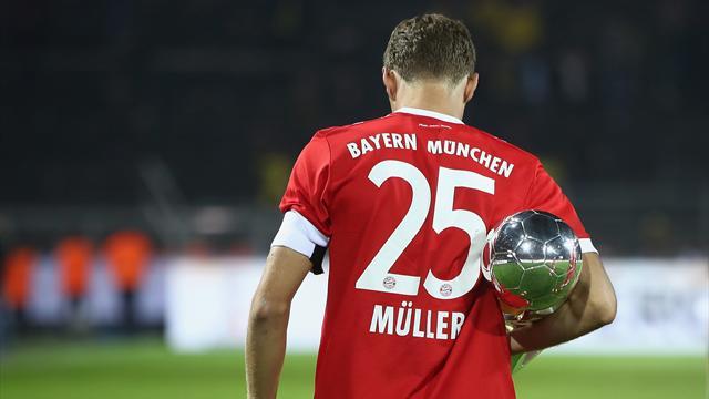 400 x Müller: Nur zwei Legenden trafen öfter für Bayern