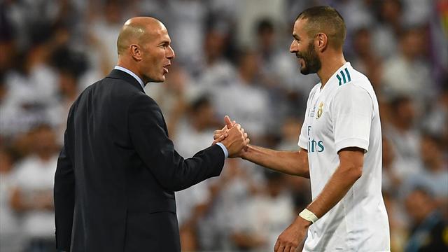 «Benzema doit juste parler sur le terrain»