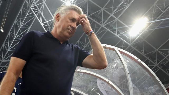 Italia, Tavecchio chiama Ancelotti: è l'uomo della svolta
