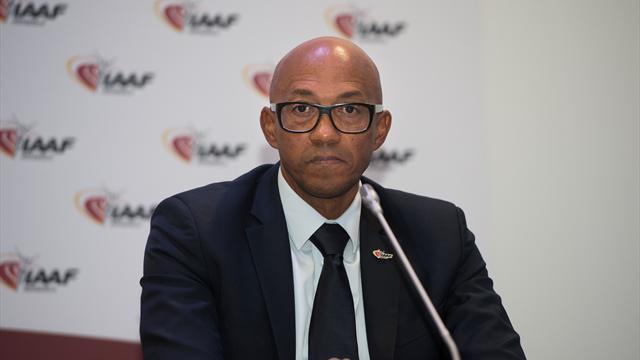 Frankie Fredericks' temporary ban upheld by IAAF tribunal
