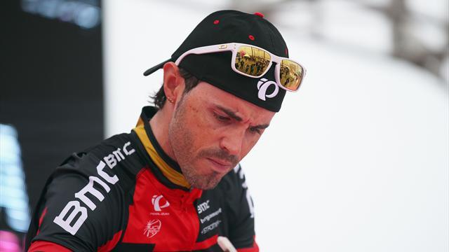 Samuel Sánchez y la compleja tarea de explicar el positivo de un gran ciclista a los 39 años