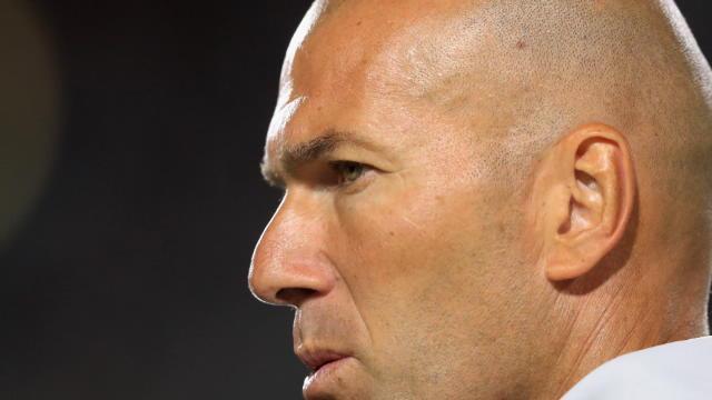 Zidane occupe déjà une place de choix dans l'histoire du Real