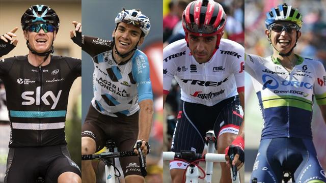 Romain Bardet veut prendre sa revanche sur Chris Froome — Tour d'Espagne