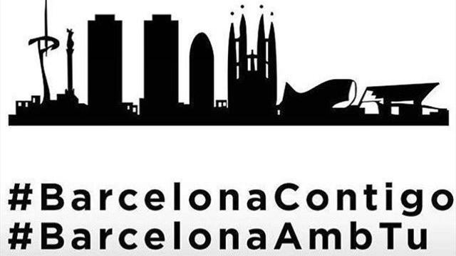 Gerard Piqué apuesta por la unión tras el atentado en Barcelona