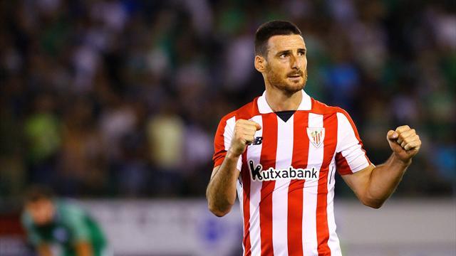 Europa League (Play-offs, ida), Panathinaikos-Athletic Club: Aduriz quiere Europa (2-3)
