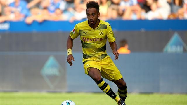 Sans Dembélé, Dortmund et Aubameyang débutent du bon pied