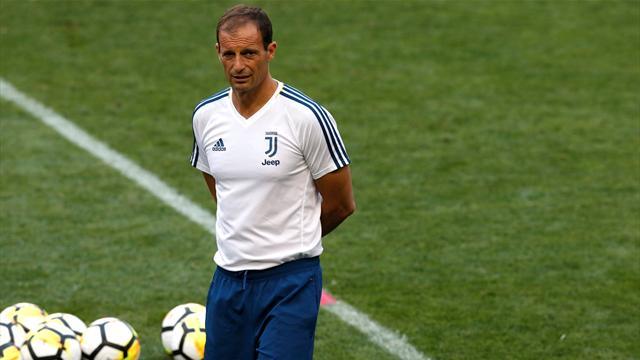 Juventus-Cagliari 3-0, Allegri: