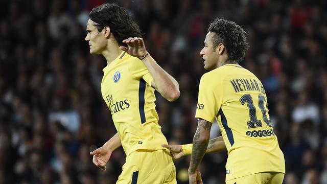 Avec Neymar et Cavani, le PSG tient un duo infernal