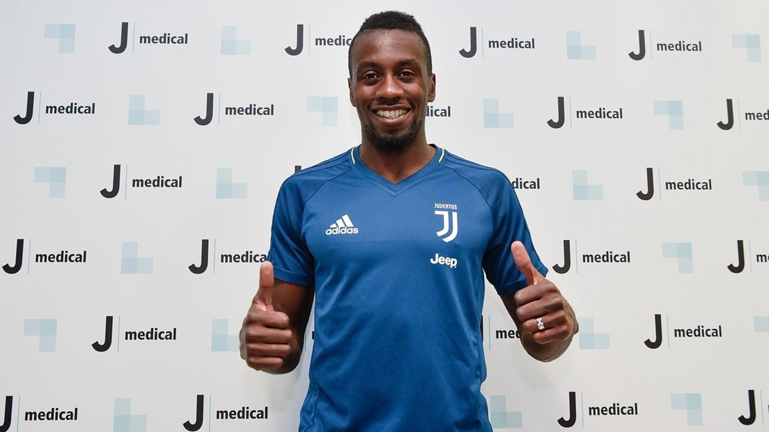 Maglia Home Juventus BLAISE MATUIDI