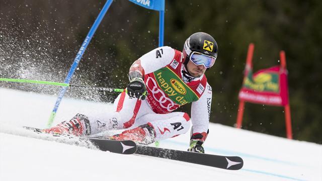Skistar Hirscher fällt wohl knapp vier Monate aus
