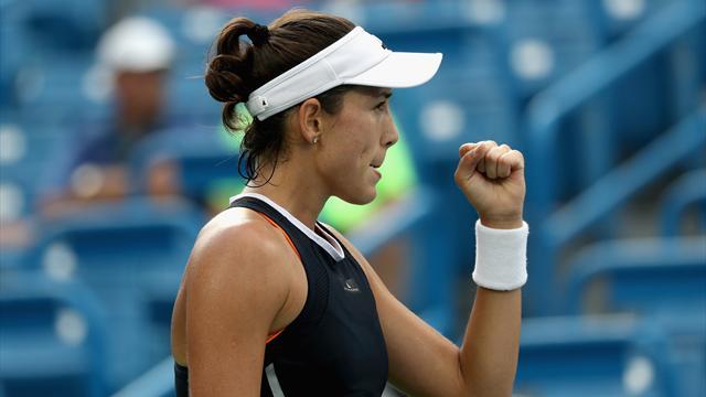 No. 3 Angelique Kerber upset by Ekaterina Makarova