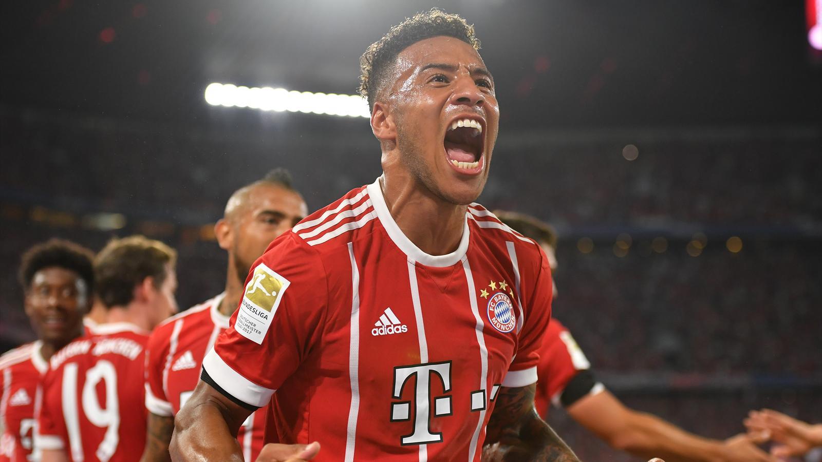 Bayern new ers Sule Tolisso score in season opening win